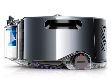360 Eye robotic vacuum cleaner by Dyson