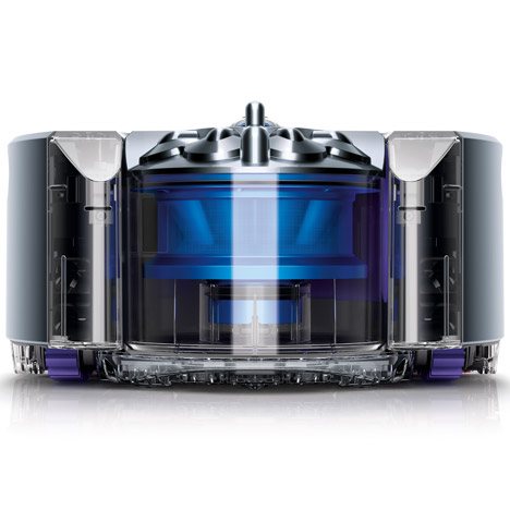 "Dyson launches ""most powerful"" vacuum cleaning robot"