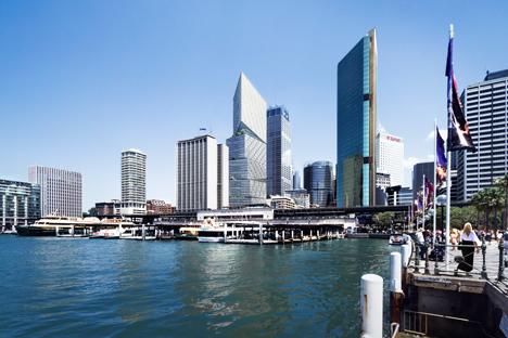 50 Bridge Street tower in Sydney by 3XN
