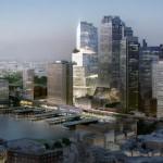 3XN plans 200-metre skyscraper to overlook the Sydney Opera House