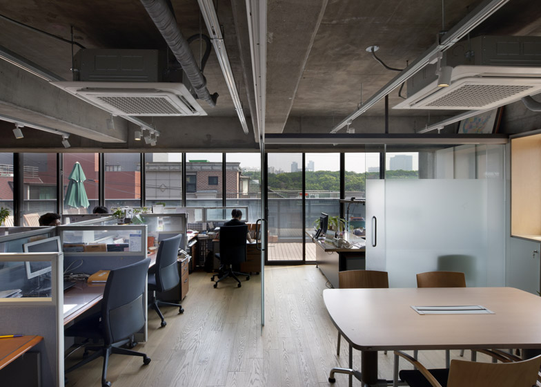 ABC Building by Wise Office