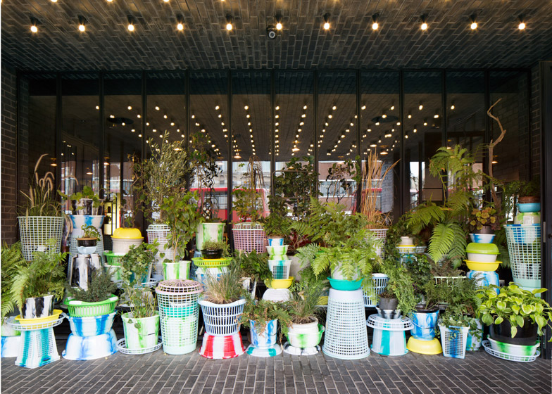 Super Stimuli Ace Hotel installation by Bethan Laura Wood