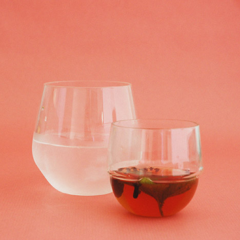 Alliance Glassware by Florence Louisy & Léo Schlumberger