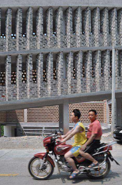 Angdong Rural Hospital by Rural Urban Framework