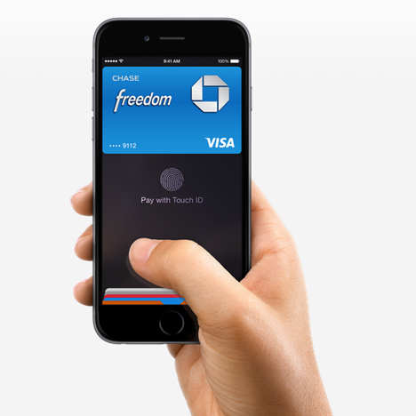 """Apple Pay will forever change the way we buy"" says Tim Cook"