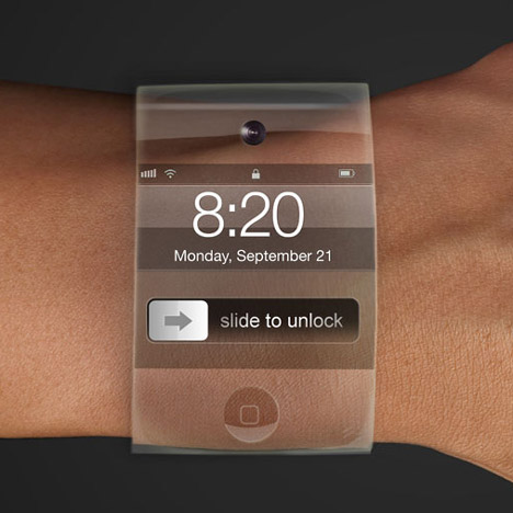 Eight of the best (and worst)<br /> iWatch concept guesses