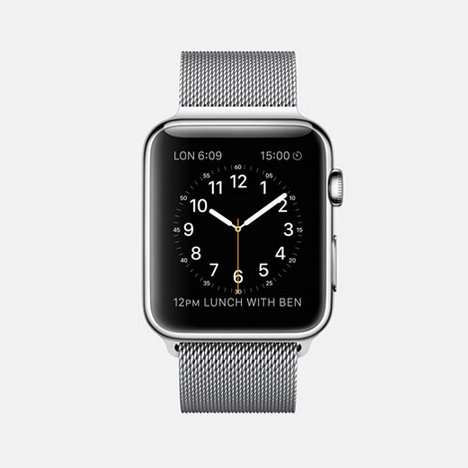"""We set out to create the best watch in the world"" says Apple's Tim Cook"