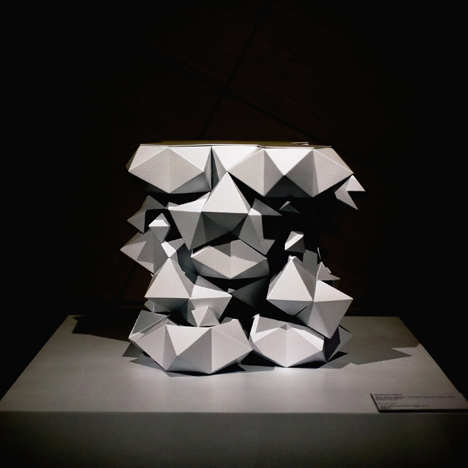 Crystal Rules by ArandaLasch, showing at All Gallery in 751 D Park during Beijing Design Week 2014