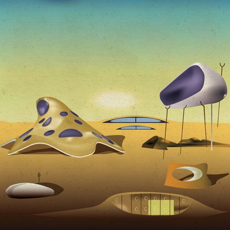 Artistect by Federico Babina
