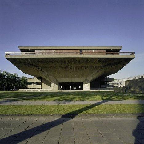 Famous architects pick their favourite brutalist buildings for Architecture brutaliste