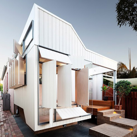 Bellevue Terrace Alterations and Additions by Philip Stejskal Architecture