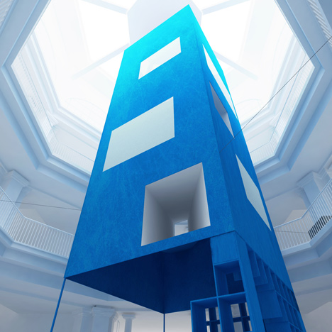 The Trapped Tower by BaO Architects