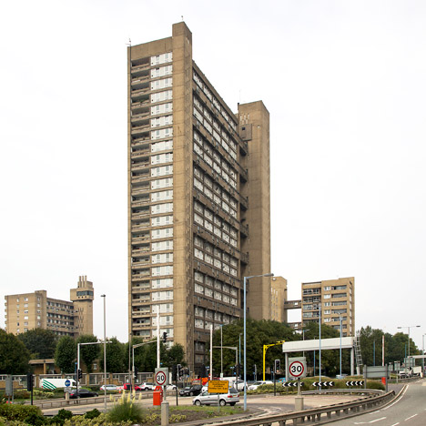 Balfron Tower by Ernö Goldfinger