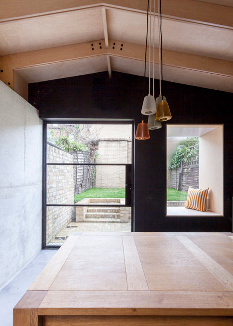 Balham House interior by Simon Astridge