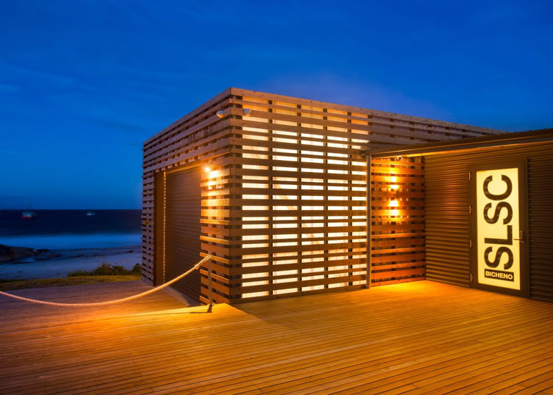 Surf Life Saving Club by Birrelli Architects