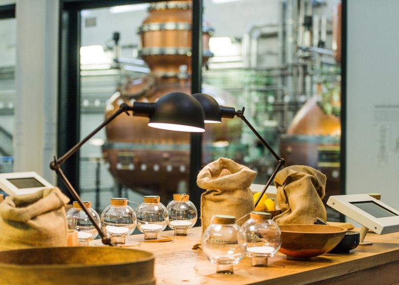 Bombay Sapphire distillery by Thomas Heatherwick
