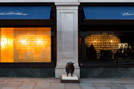 Brooks Brothers for RIBA Windows Project
