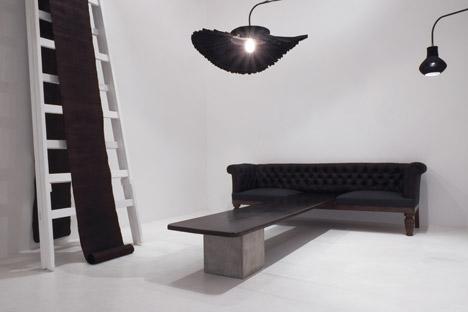 Burnished Indigo exhibition by JamesPlumb