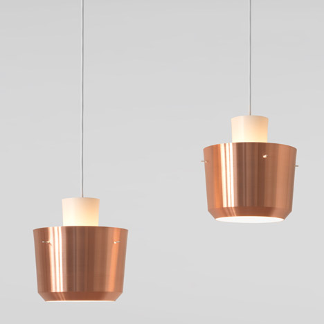CU29 Pendant Light by Paul Crofts Studio