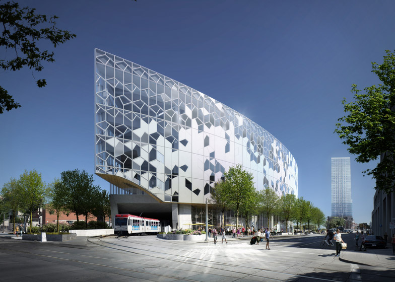 Calgary Public Library by Snøhetta and Dialog