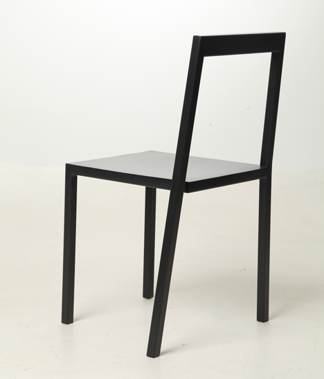 Chair 3/4 by Sandro Lominashvilli