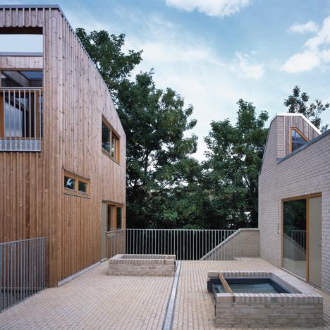 Copper Lane Housing by Henley Halebrown Rorrison