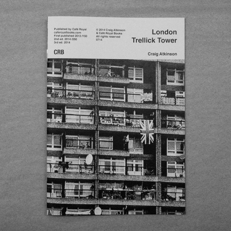 Trellick Tower, London, by Erno Goldfinger