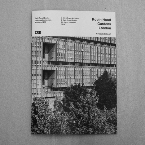 Robin Hood Gardens, London, by Alison and Peter Smithson