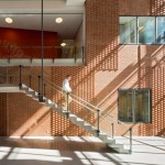 CF Møller completes red brick facility for the Danish Meat Research Institute