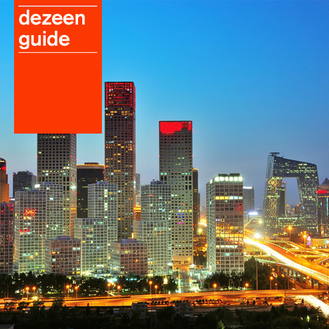Dezeen Guide update: September 2014 – Beijing