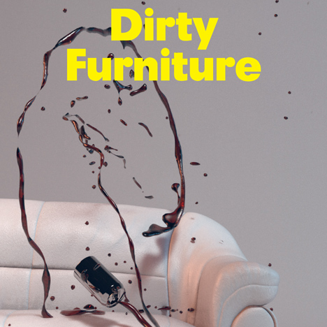 Dirty Furniture magazine front cover