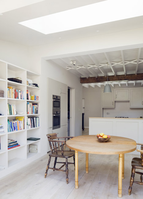 Dorset Road by Sam Tisdall Architects