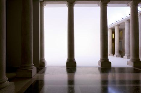 Doug Wheeler at Palazzo Grassi