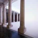 Doug Wheeler creates illusion of infinite white space inside Venetian palazzo