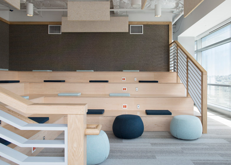 Eventbrite offices by Rapt Studios