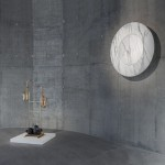 Formafantasma uses saxophones and a brass pendulum to track the passing of time