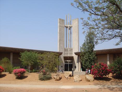 Gaborone, Botswana, from Adjaye Africa Architecture