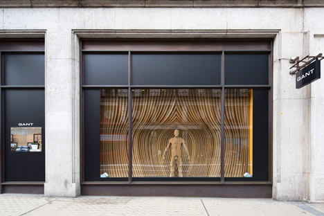 Gant for RIBA Windows Project
