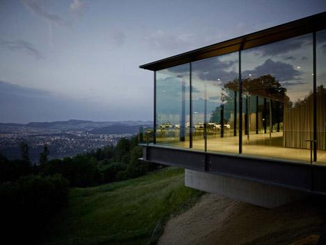 Gurten Pavilion by mlzd