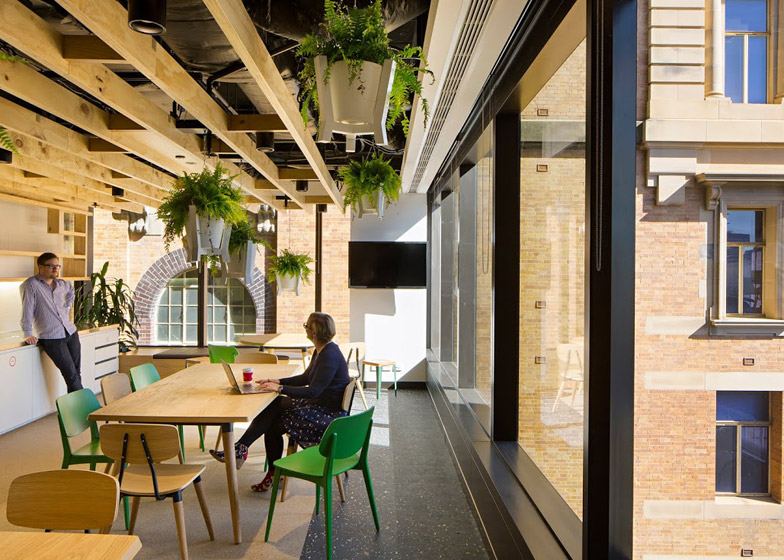 Australian Taxation Office by HASSELL