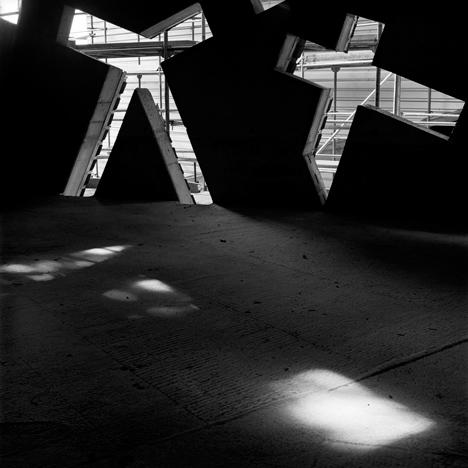 Helene Binet Jewish Museum Berlin Daniel Libeskind