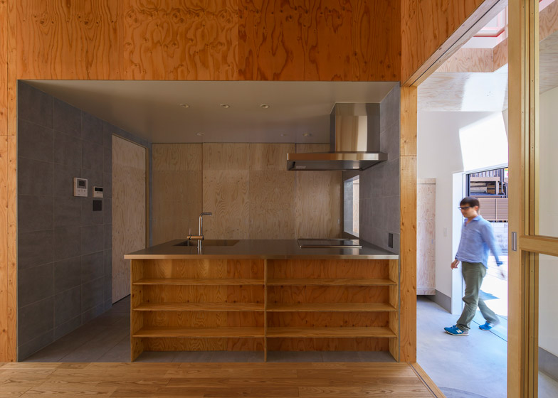 House in Asahiku by Coo Planning