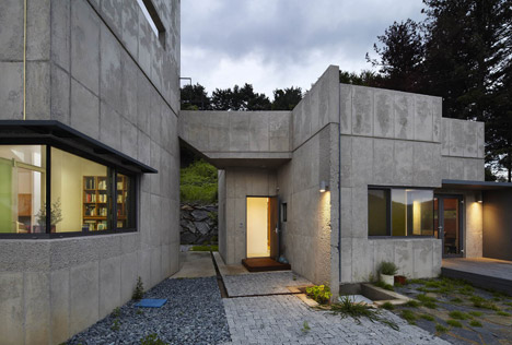House of Respect and Happiness by Studio Gaon