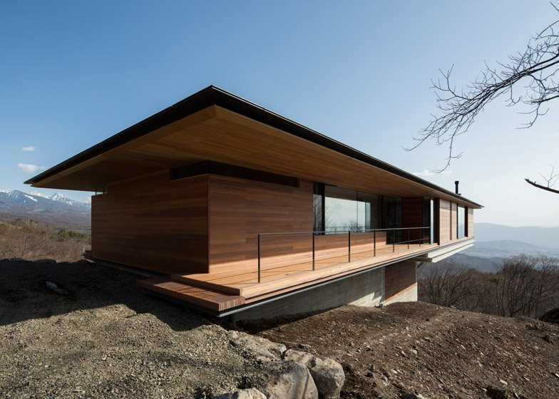 House in Yasugatake by Kidosaki Architects Studio