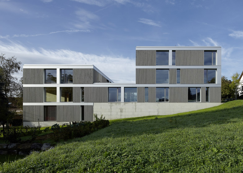 Housing Estate Papillon by Gohm Hiessberger Architekten