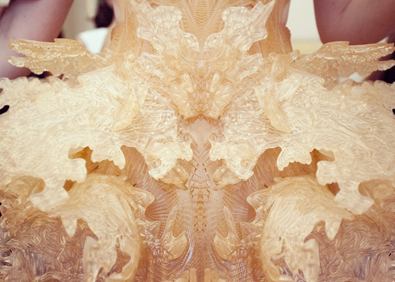 Hybrid Holism Dress by Julia Koerner