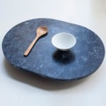 Matteo Fogale and Laetitia de Allegri present furniture made from old jeans, paper and cotton
