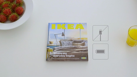 "Ikea spoofs Apple with launch of ""Bookbook"" – its new catalogue"