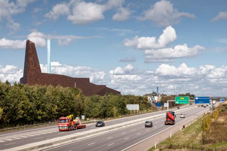 Incineration Line in Roskilde Denmark by Erick van Egeraat