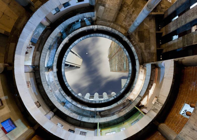 Torre David, Caracas, by Iwan Baan